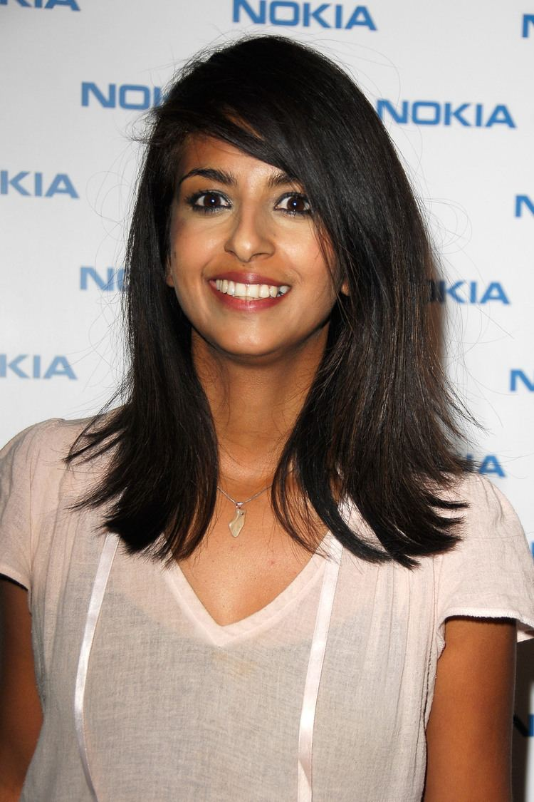 Konnie Huq clears out for GiveGet 2008