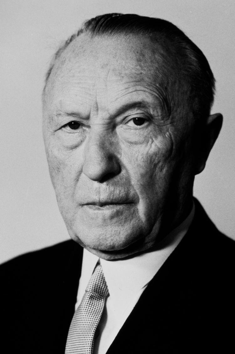 Konrad Adenauer Wahre Worte Was kosten Worte