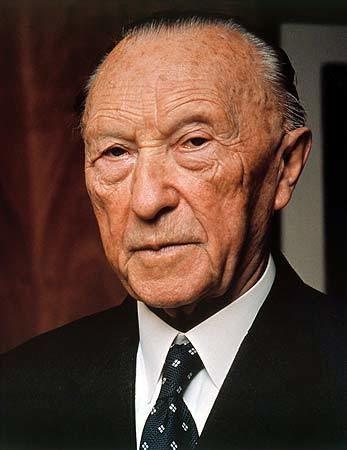Konrad Adenauer Konrad Adenauer Willamette World News
