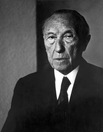 Konrad Adenauer Konrad Adenauer chancellor of West Germany Britannicacom