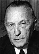 Konrad Adenauer BBC History Konrad Adenauer