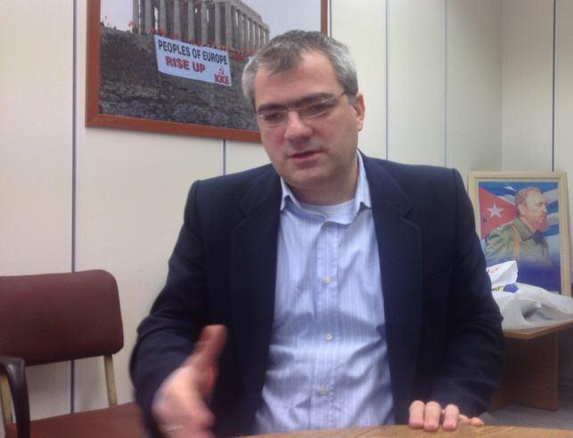 Konstantinos Papadakis (politician) imageseldiarioespoliticaPartidoComunistaKKE