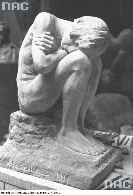 Konstanty Laszczka Konstanty Laszczka 18651956 Polish sculptor