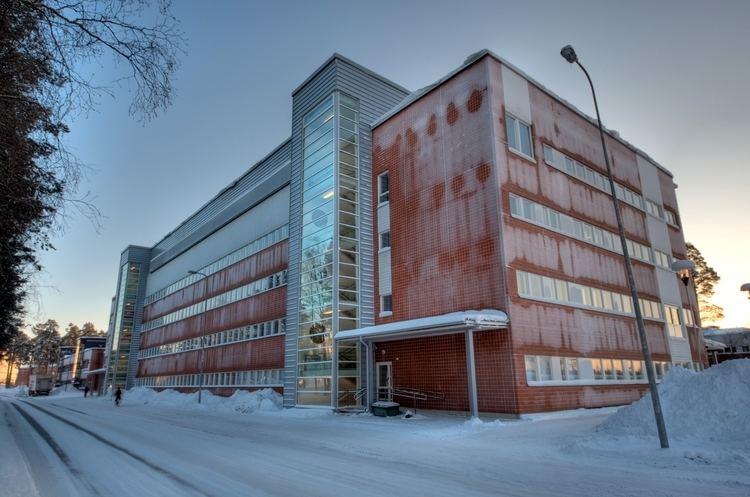 Kontinkangas Oulu