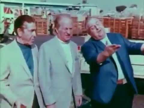 Kook's Tour Kooks Tour 1970 Three Stooges Last Film YouTube