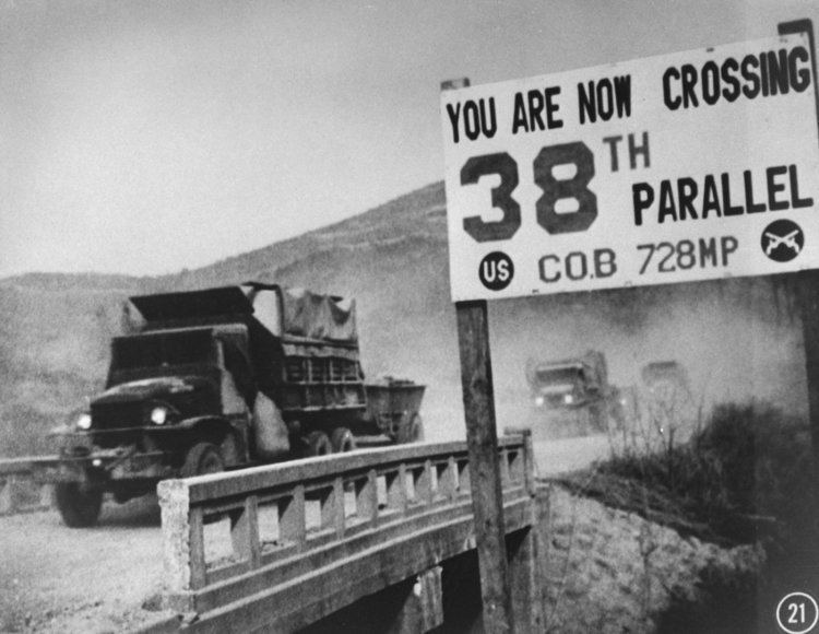 Korean War The Korean War and American History How the Conflict Started Timecom