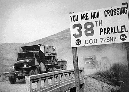 Korean War Korean War 19501953 Britannicacom