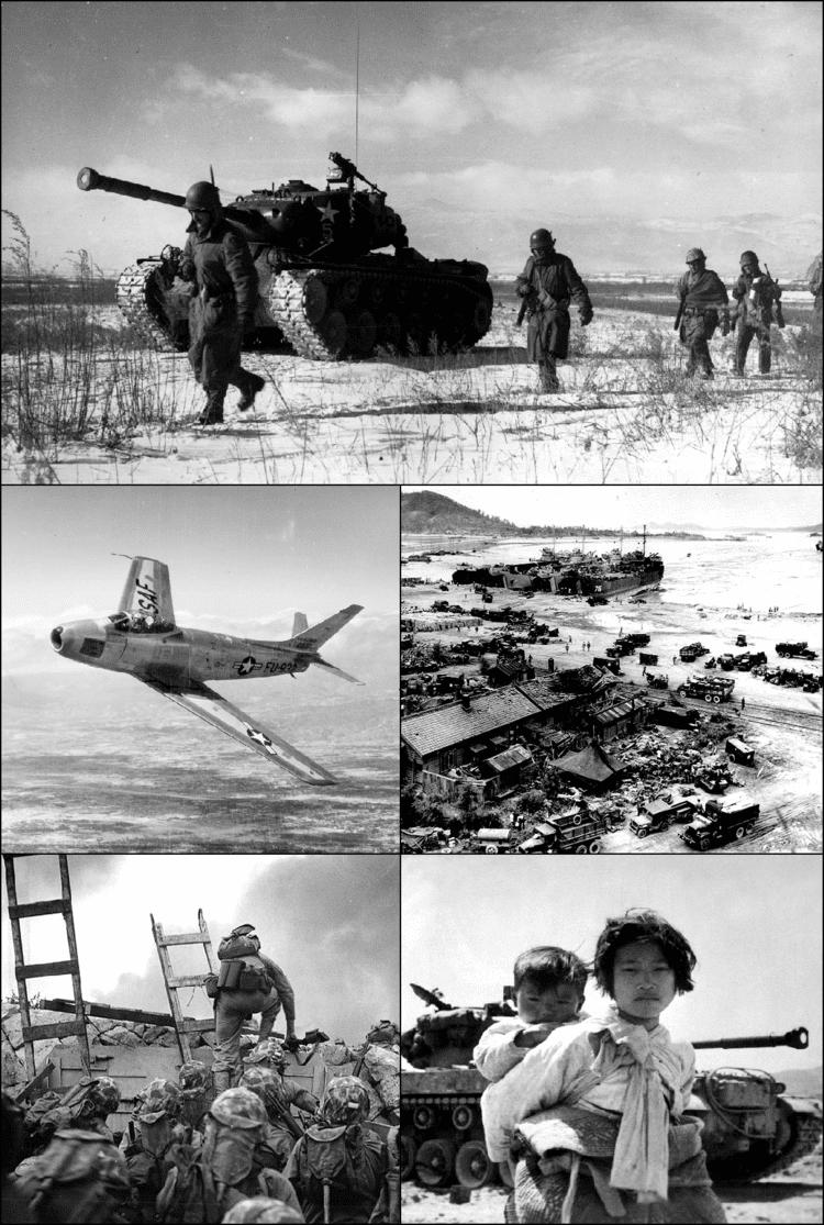 Korean War httpsuploadwikimediaorgwikipediacommonscc