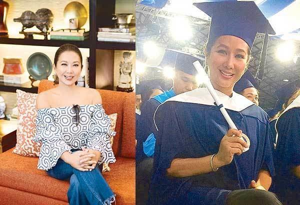 Korina Sanchez Korina after May 2016 Entertainment News The Philippine Star