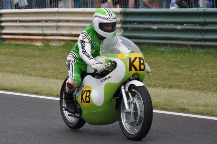 Kork Ballington Kork Ballington Kawasaki H1RA Classic Motorcycle Pictures