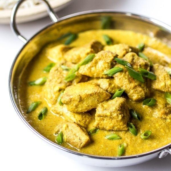Korma Indian Chicken Korma The Wanderlust Kitchen