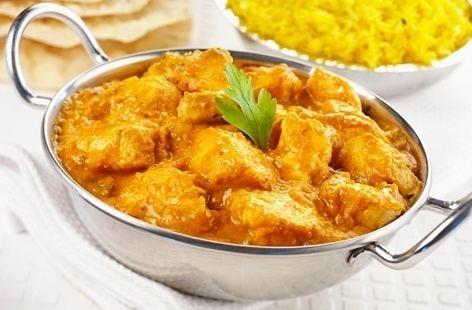 Korma Chicken korma Tesco Real Food