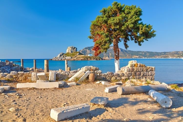 Kos in the past, History of Kos