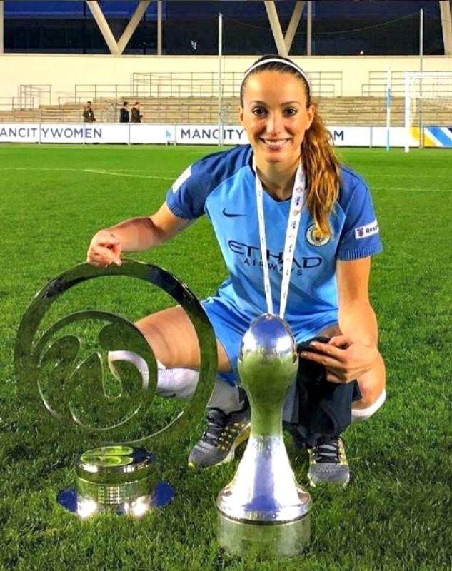Kosovare Asllani Kosovare Asllani Among sexiest female players of European Leagues