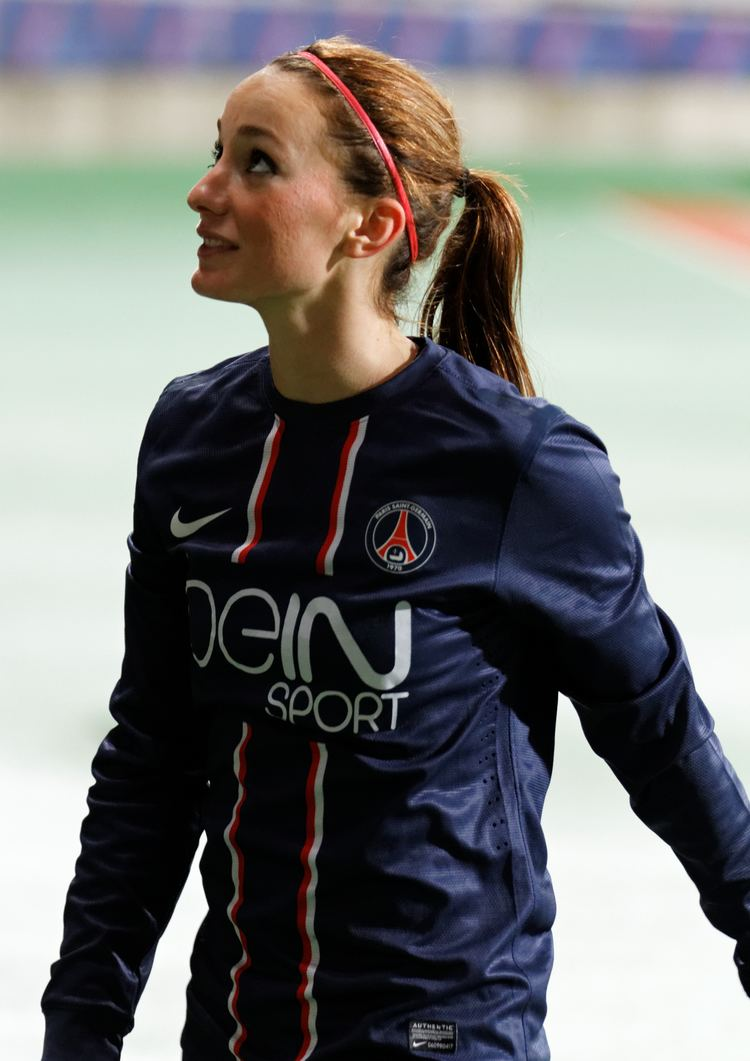 Kosovare Asllani Classify Albanian womens football player