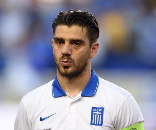 Kostas Katsouranis Greek football captain Kostas Katsouranis joins FC Pune City