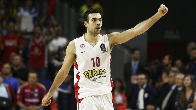 Kostas Sloukas Fenerbahe Sloukas iin bir adm nde Trkiye Basketbol