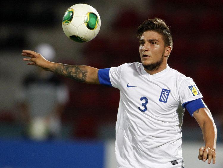 Kostas Stafylidis Kostas Stafylidis FC Augsburg Player Profile Sky