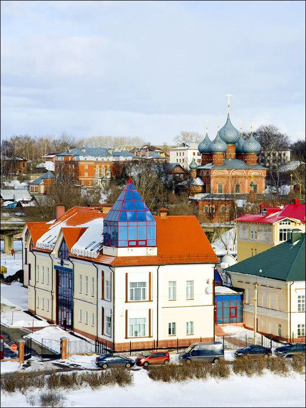 Kostroma in the past, History of Kostroma