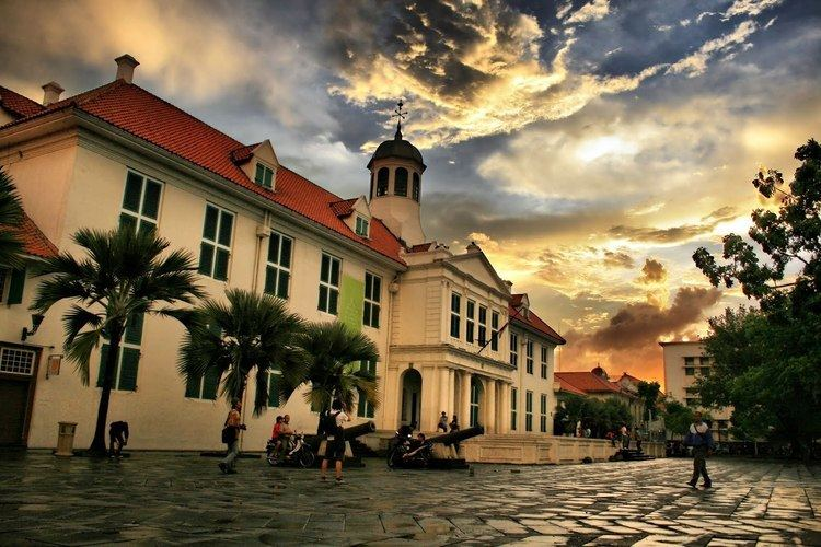 Kota Tua Jakarta 5 Best Places To Photograph Jakarta Travel Food Fashion