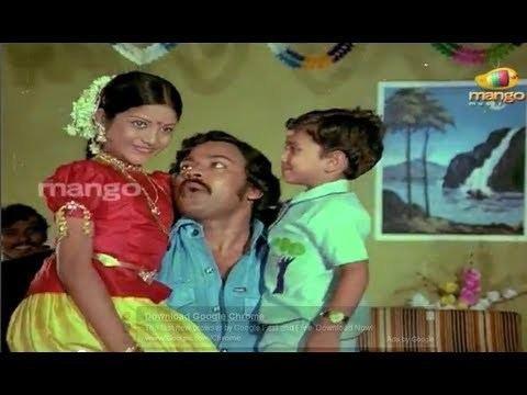 Kothala Raayudu Kothala Rayudu movie songs Oka Nelavanka song Chiranjeevi