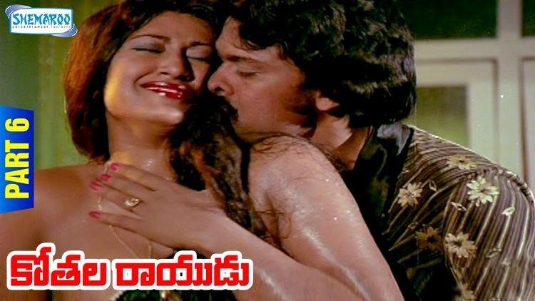Kothala Raayudu Kothala Rayudu Telugu Full Movie Part 610 Chiranjeevi Madhavi