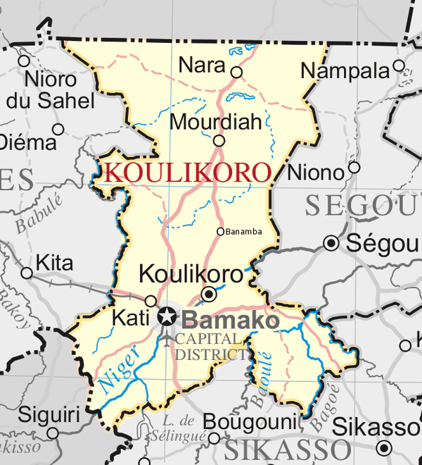 Koulikoro Region Culture of Koulikoro Region