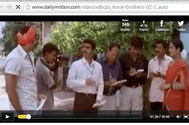 Kovai Brothers movie scenes kovai bros movie i loved a scene about saving lives