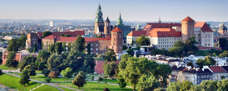 Krakow Beautiful Landscapes of Krakow