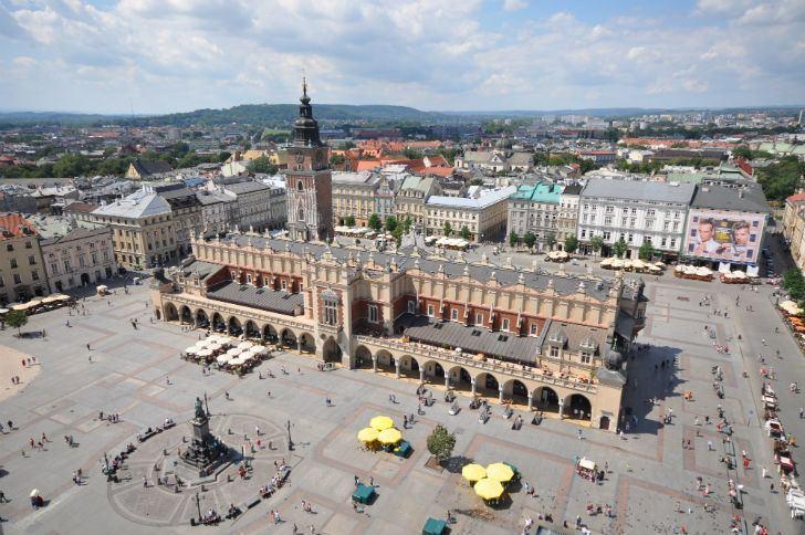 Krakow Tourist places in Krakow