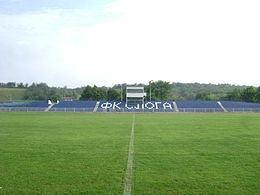 Kraljevo City Stadium httpsuploadwikimediaorgwikipediacommonsthu