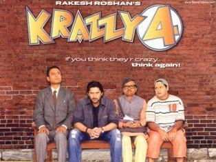 Krazzy 4 2008 MP3 Songs Download DOWNLOADMING