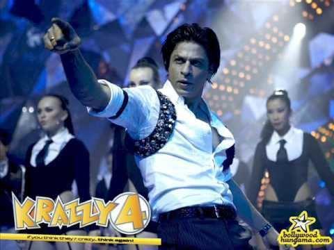 Krazzy 4 shahrukh khan full song YouTube