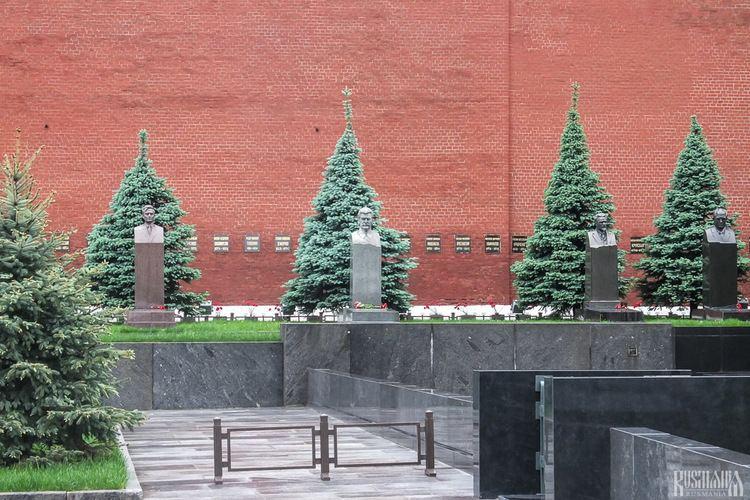 Kremlin Wall Necropolis Kremlin Wall Necropolis