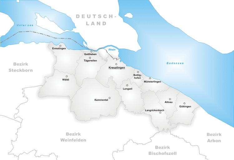 Kreuzlingen in the past, History of Kreuzlingen