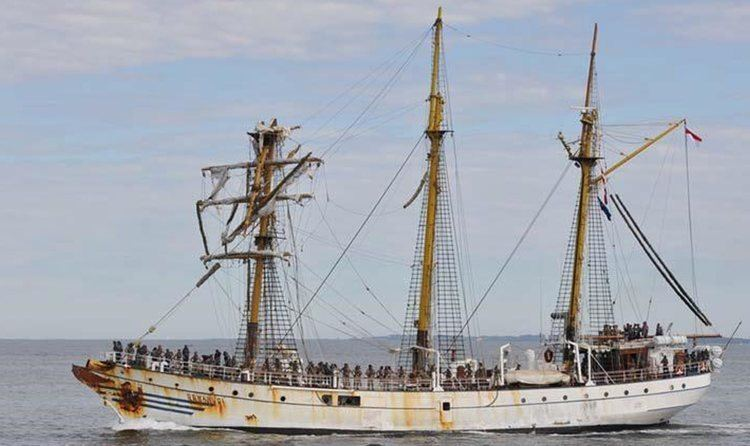 KRI Dewaruci KRI Dewaruci ShipSpottingcom Ship Photos and Ship Tracker