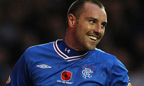 Kris Boyd Rangers offer Kris Boyd 18000 a week to stay at Ibrox