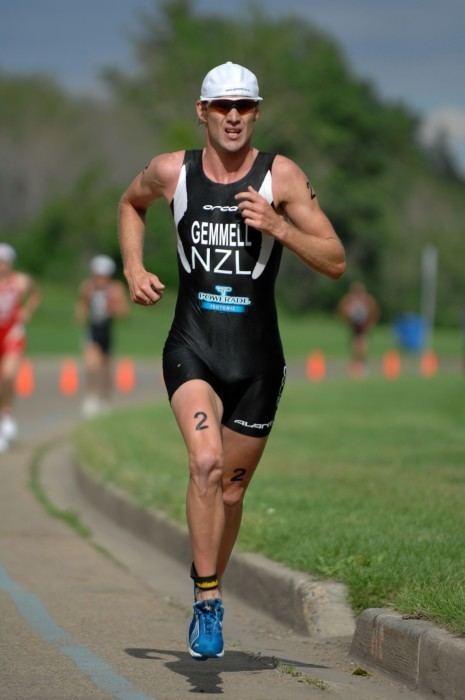 Kris Gemmell Triathlonorg