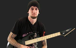 Kris Norris Kris Norris Guitar Lessons Darkest Hour Straight Line Stitch