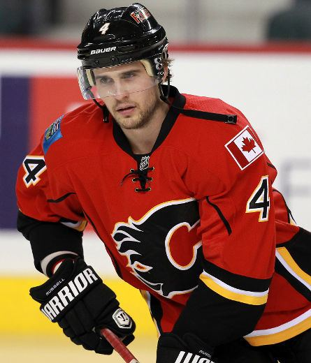 Kris Russell Calgary Flames sign D Kris Russell to twoyear contract
