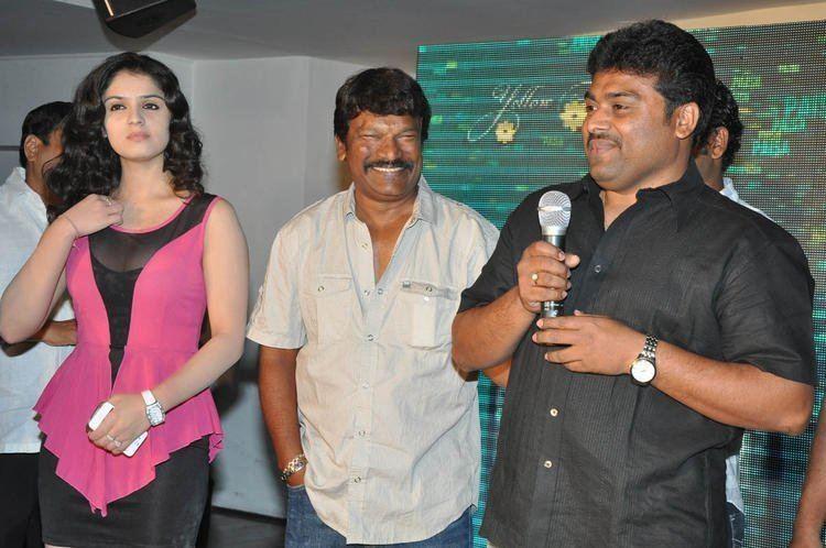 Krishna Vamsi Pasupuleti Krishna Vamsi at Paisa Movie Logo Launch Veethi