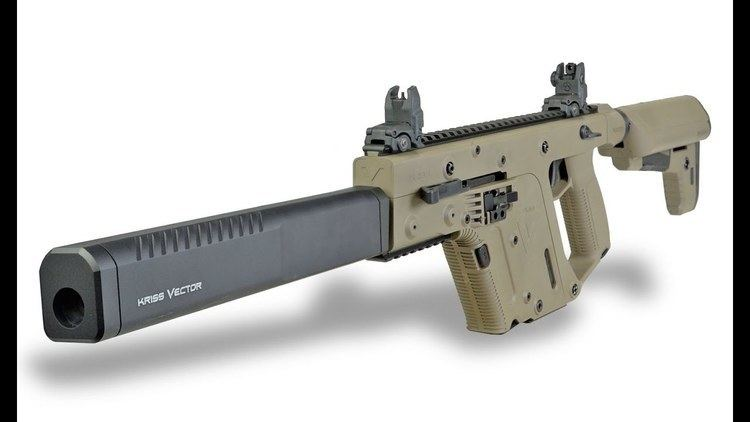 KRISS Vector - Alchetron, The Free Social Encyclopedia
