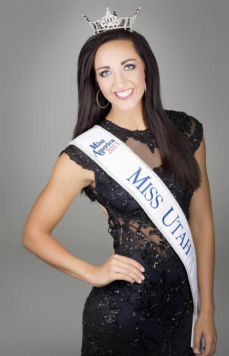 Krissia Beatty How to help 39Miss Utah39 make it to live competition in