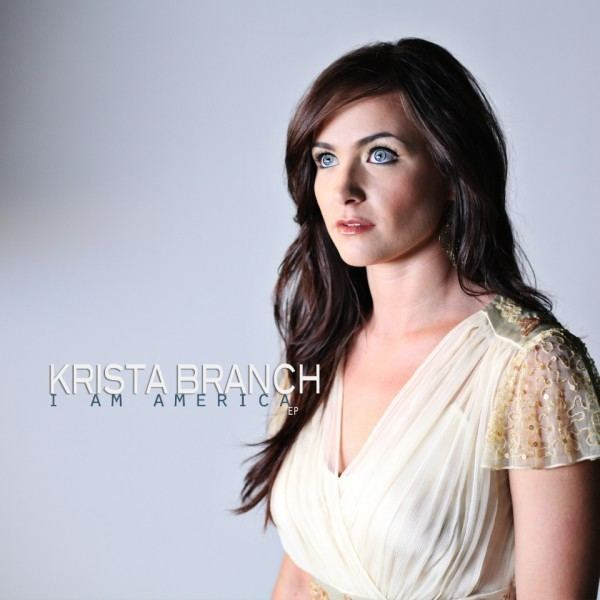 Krista Branch Krista Branch SIGNED quotI Am Americaquot EP SoundMindPro