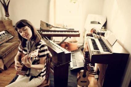 Krista Muir Montreal Hit List Krista Muir Socalled Album Launch