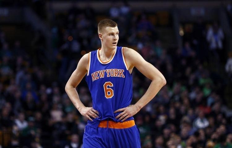 Kristaps Porziņģis Kristaps Porzingis Will be an Incredibly Good NBA Player