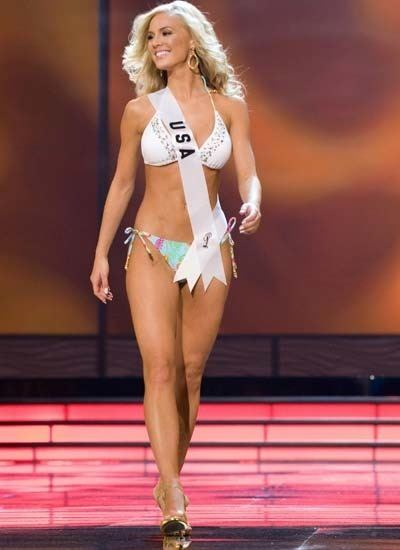 Kristen Dalton (Miss USA) Kristen Dalton Miss USA 2009 competes in her BSC