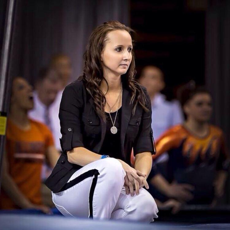 Kristen Maloney Kristen Maloney From Elite Gymnast To College Coach FloGymnastics