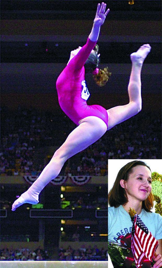 Kristen Maloney Kristen Maloney of Pen Argyl is an Olympic bronze