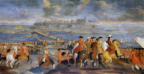 Kristianstad in the past, History of Kristianstad
